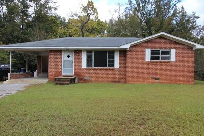 Single Family Home For Sale: 604 E Bankhead St.