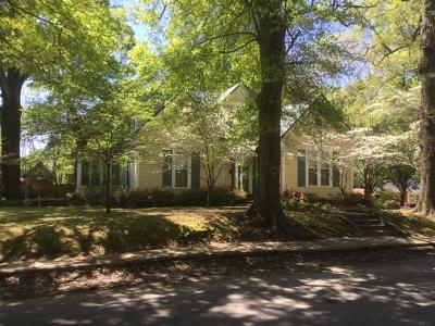 Single Family Home For Sale: 301 Marietta St.