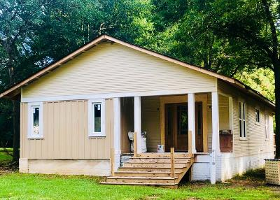 Single Family Home For Sale: 1137 W Jackson St.