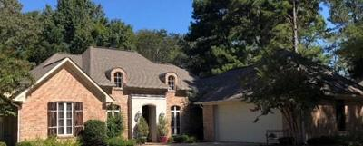Single Family Home For Sale: 6104 Butler Road