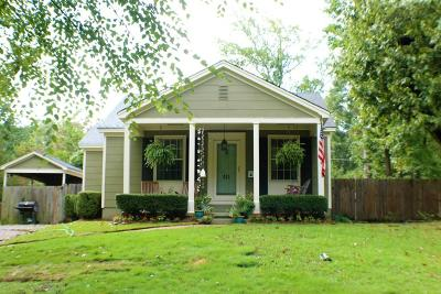 Tupelo Single Family Home For Sale: 811 Oak Ridge Dr.