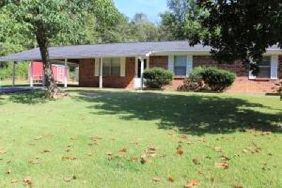 Single Family Home For Sale: 2460 Dorsey Evergreen Road