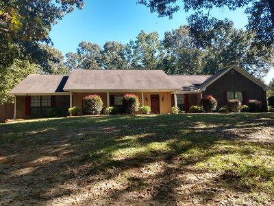 Tupelo Single Family Home For Sale: 213 Windsor County Road .