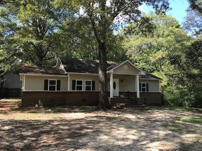 Single Family Home For Sale: 404 Foster Park Dr.