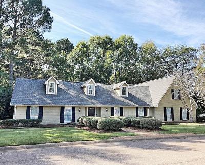 Tupelo Single Family Home For Sale: 2420 William Dr.