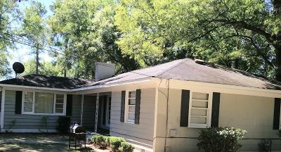 Single Family Home For Sale: 201 Stone St.