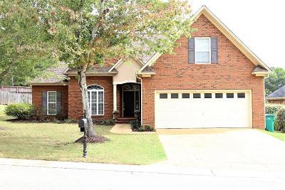 Tupelo Single Family Home For Sale: 104 Hillside Dr.
