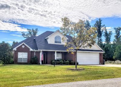 Single Family Home For Sale: 115 Auburn