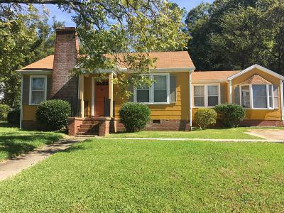 Single Family Home For Sale: 113 Hancock St.