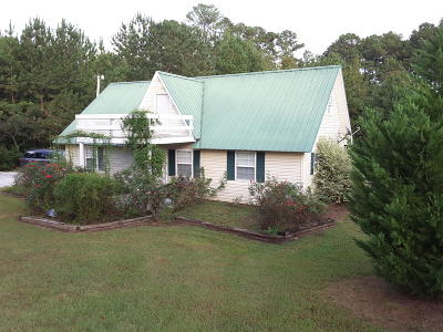 Tupelo Single Family Home For Sale: 250 Rd 1057