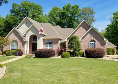 Tupelo Single Family Home For Sale: 5144 Lackey Ln.