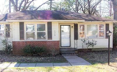 Single Family Home For Sale: 1519 Central Ave.