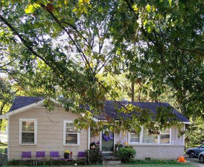 Single Family Home For Sale: 1517 Central Ave.