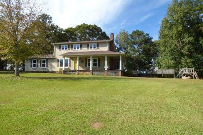 Single Family Home For Sale: 260 Ms-364