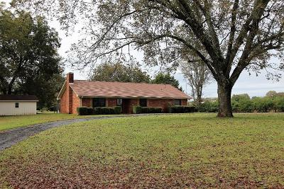Single Family Home For Sale: 1211 Bissell Road