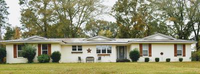 Single Family Home For Sale: 1196 Barrett Road