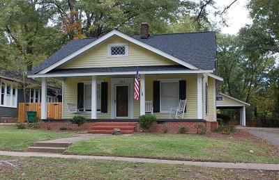 Tupelo Single Family Home For Sale: 428 Robins St.
