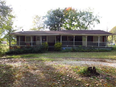 Single Family Home For Sale: 257 Co Rd 783