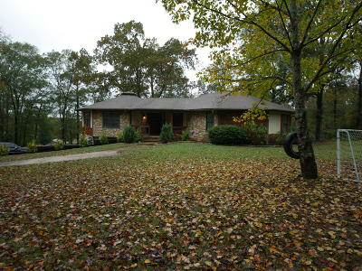Single Family Home For Sale: 1669 Oak Hill Road