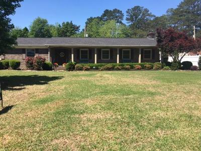 Single Family Home For Sale: 1219 Williamsburg Dr.