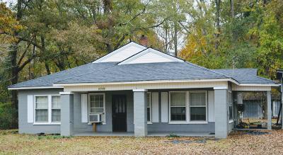 Single Family Home For Sale: 6248 Van Buren Road