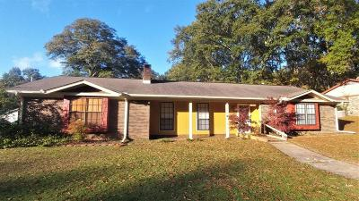 Single Family Home For Sale: 1540 Arcada County Road .