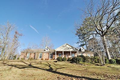 Tupelo Single Family Home For Sale: 142 Co Rd 1029