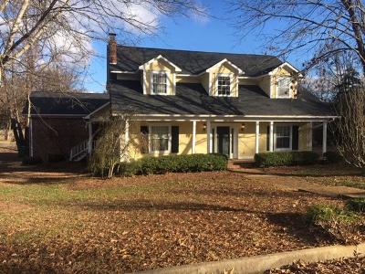 Single Family Home For Sale: 4630 White Chapel