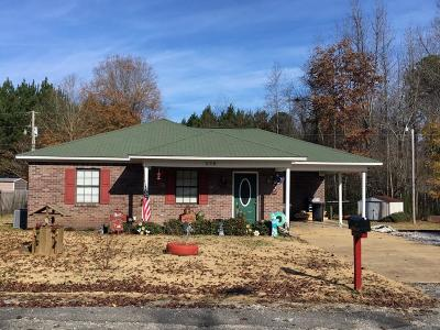 Single Family Home For Sale: 258 Tishtontee Dr.