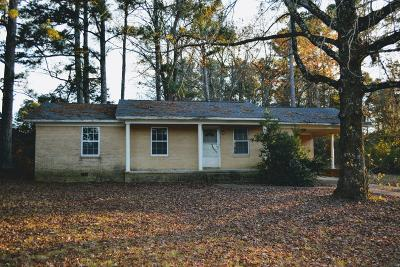 Single Family Home For Sale: 174 Gregory Dr.