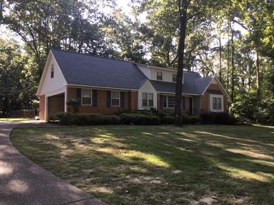 Single Family Home For Sale: 404 Wickwood Dr.