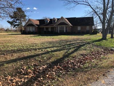 Tupelo Single Family Home For Sale: 169 County Road 754