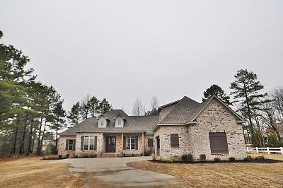 Tupelo Single Family Home For Sale: 186 Timberlane