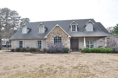 Tupelo Single Family Home For Sale: 2991 Southern Heights Road
