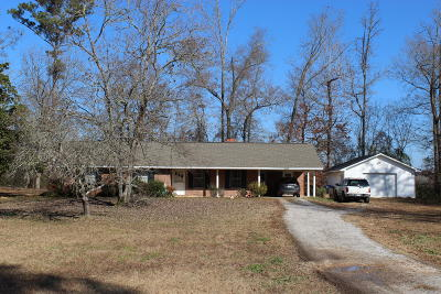 Single Family Home For Sale: 7050 Hwy 371 South
