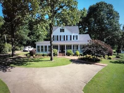 Tupelo Single Family Home For Sale: 4614 Chesterville Road
