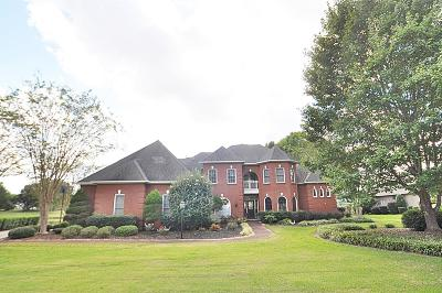 Tupelo Single Family Home For Sale: 2887 Hosta Cv.