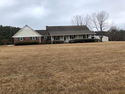 Marshall County, Benton County, Tippah County, Alcorn County, Prentiss County, Tishomingo County Single Family Home For Sale: 3706 Ms-2