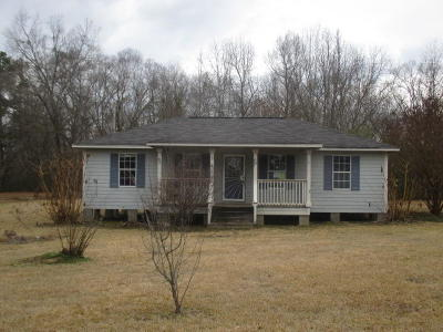 Single Family Home For Sale: 60009A Shumpert County Road .
