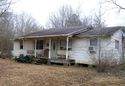Pontotoc Single Family Home For Sale: 535 Jaggers Road