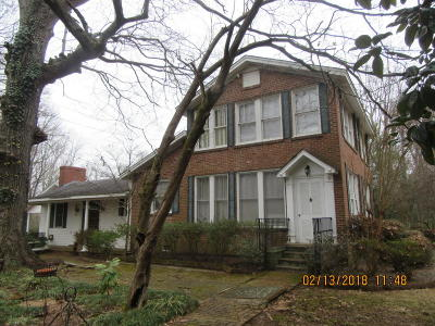Pontotoc Single Family Home For Sale: 214 S Liberty St.