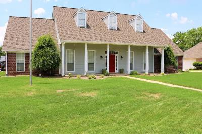 Single Family Home For Sale: 1277 Rowan Oak