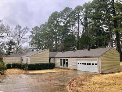 Pontotoc Single Family Home For Sale: 253 Lake Dr.