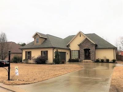 Single Family Home For Sale: 3888 Water Oak Court