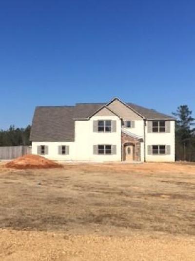 Lee County Single Family Home For Sale: 154 Bona Katherine