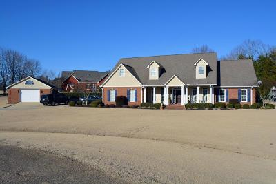 Tupelo Single Family Home For Sale: 112 Ridgeview Cv.