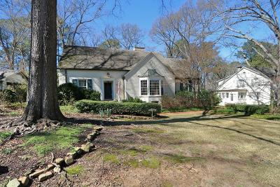 Tupelo Single Family Home For Sale: 735 N Madison