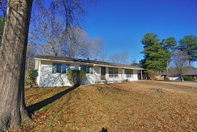 Tupelo Single Family Home For Sale: 2400 Ruth St.