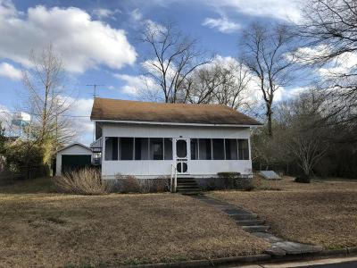 Single Family Home For Sale: 100 S 9th Ave.