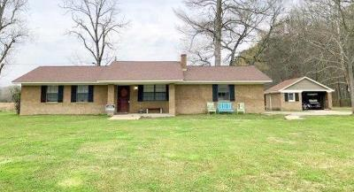 Single Family Home For Sale: 187 County Road 1438